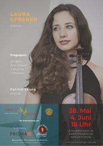 Solokonzerte von Laura Gfrerer